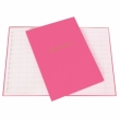 Spangly Pink 3 column appointment book