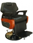 Space King barber chair ( black )