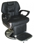Space Earl barber chair ( black )