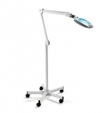 REM Maglamp with freestanding mobile stand