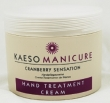 Kaeso - Cranberry hand treatment cream 450ml