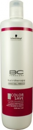 Schwarzkopf Bonacure Colour Freeze Silver Shampoo (1000ml)