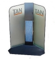 TAN TS1000 Spray Tanning Booth
