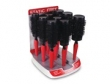 Cricket Static Free Brush Display ( 9 assorted brushes )