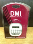 DMI digital count down timer