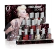 ORLY Holiday Soiree 18 assorted colours with display stand