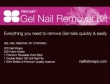 Procare Gel Nail Removal Kit
