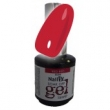 The edge Nail Fix Soak Off UV Gel ( Red Red ) 15 ml
