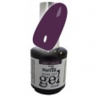 The edge Nail Fix Soak Off UV Gel ( Deep Grape ) 15 ml
