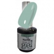The edge Nail Fix Soak Off UV Gel ( Pale Mint ) 15 ml