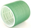 Velcro rollers - jumbo green 61mm