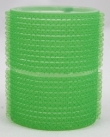 Velcro rollers - large green 48mm