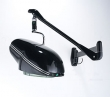 REM Avante lll Salon Dryer On Wall Arm Black
