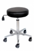 Deo Gas Lift Cutting Stool ( Black Seat )