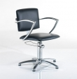 REM Atlas Hydraulic Styling Chair ( Black )