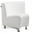 REM Elegance CORNER Waiting Chair 45 Degrees angle ( 04341 )