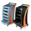 Sibel Elipse Salon Trolley