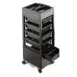 REM Studio Salon Trolley ( Black )
