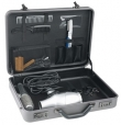 Sibel ATTACHE CASE silver