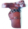 The Glamtech Holster tan/brown